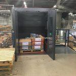Mezzanine Goods Lift Pallet Leicester