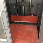 Mezzanine Goods Lift Platform Cumbria