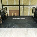 Mezzanine Goods Lift Platform Doncaster South Yorkshire