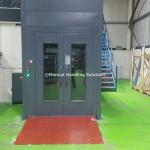 Mezzanine Goods Lift Poole Dorset