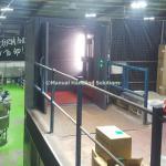 Mezzanine Goods Lift Poole Dorset 500kg