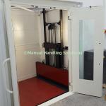 Mezzanine Goods Lift Rochdale