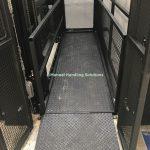 Mezzanine Goods Lifts Large Platform London