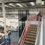 Mezzanine Goods Lifts Northampton