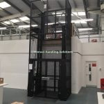 Mezzanine Goods Lifts Peterborough