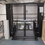 Mezzanine Goods Lifts Towcester