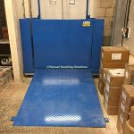 Split Level Lift Bins Pallets Roll Cages Barrels