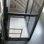 Wheelie Bin Lifting Platform