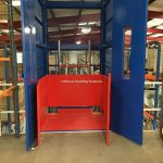 Bedford Mezz Floor Lift