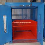 Goods Lift Pallets Warehouse Manchester