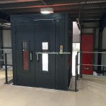 Goods Lifts Solid Doors