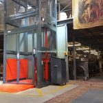 Goods Lift Warehouse 500 kg