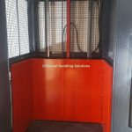 Hydraulic Goods Lift London Industrial