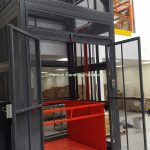 Hydraulic Mezzanine Goods Lift London