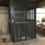 Hydraulic Mezzanine Goods Lifts Staffordshire