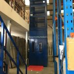 Mezzanine Floor Goods Lift Bedford
