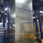 Mezzanine Floor Goods Lift Derbyshire