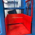 Mezzanine Floor Goods Lift Manchester