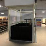 Mezzanine Floor Goods Lifts Chesterfield