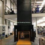 Mezzanine Floor Lift Goods Lift London