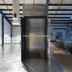 Mezzanine Goods Lift 200 kg Derbyshire