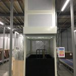 Mezzanine Goods Lift 500 kg Chesterfield