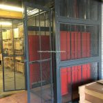 Mezzanine Goods Lift Burton on Trent Staffordshire