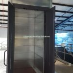 Mezzanine Goods Lift Cabin Enclosure
