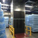 Mezzanine Goods Lift Derbyshire