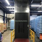 Mezzanine Goods Lift Foston Derbyshire