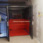 Mezzanine Goods Lift Sheffield 1000 kg