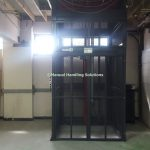 Mezzanine Goods Lifts Manual Handling Solutions