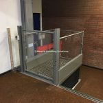 Open Vertical Platform Lifts Cambridge