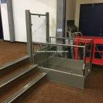 Open Vertical Platform Lifts Cambridgeshire