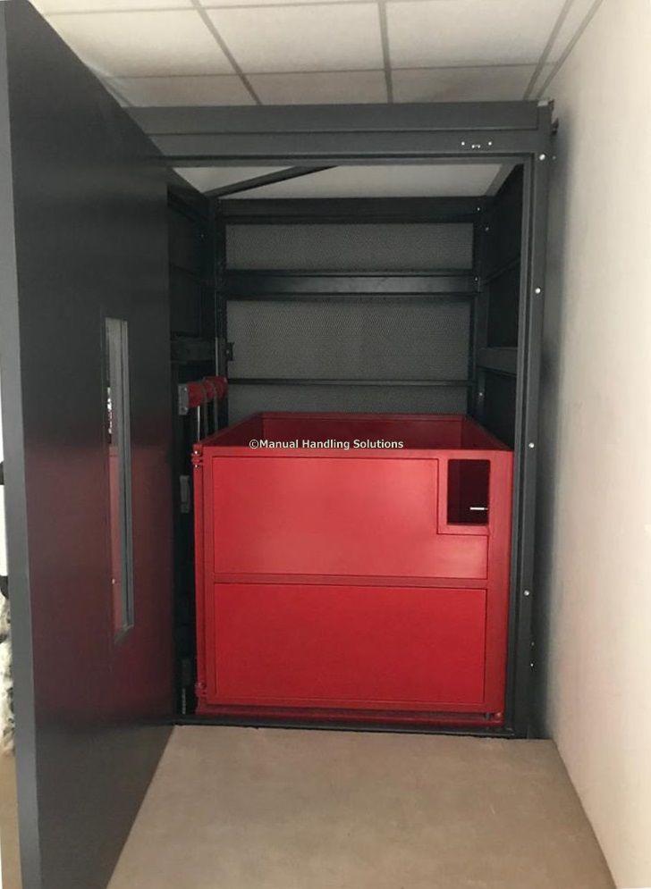 Goods Lift 500kg Birmingham