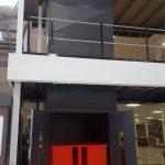 Mezzanine Floor Goods Lift Swindon