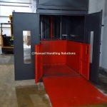 Mezzanine Floor Goods Lifts Nottinghamshire