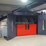 Mezzanine Floor Lift Tyres