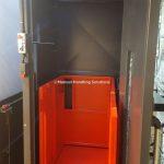 Mezzanine Goods Lift Halifax West Yorkshire