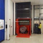 Mezzanine Goods Lift Kent