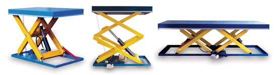 Static Scissor Lifts