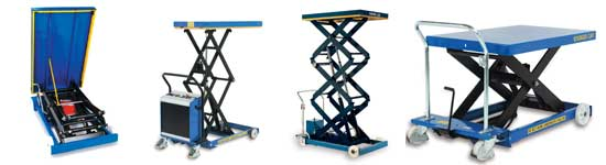 premium scissor lifts