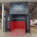 Goods Lift Hydraulic MHS