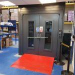 Hydraulic Mezzanine Goods Lift Andover