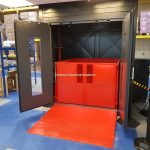 Specialist Goods Lifts Mezzanine Floors Andover