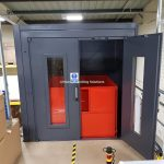 Warehouse Mezzanine Lifts and Goods Lifts Andover