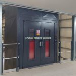 Mezzanine Goods Lifts MHS